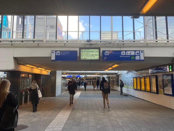 Station Zuid.
