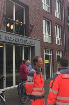 Brand seniorencomplex 't Schootsveld in Zaltbommel: niet iedereen kan terug naar huis