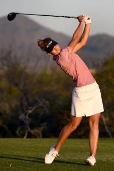 Golfster Van Dam in achterhoede LPGA Phoenix