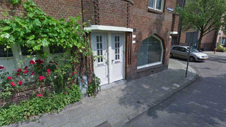 De woning aan de Jozef Israëlskade Beeld Google Streetview