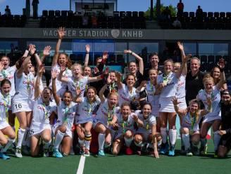 De kroon op het werk: Red Panthers veroveren bronzen medaille op EK hockey