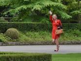 Minister Cora van Nieuwenhuizen was weer even terug in Oisterwijk: 'Waarom niet premier?'