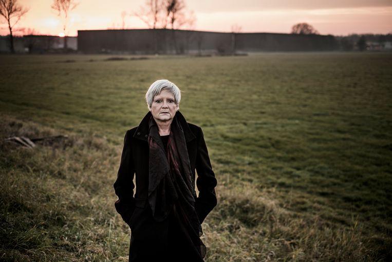 Christine Van Broeckhoven: 'Ik ben gestopt met zoeken naar een antwoord.' Beeld Diego Franssens