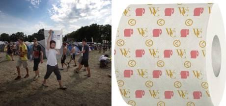 Traverser le camping avec son papier de toilette n'est plus gênant avec Kruidvat