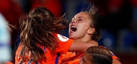 Dé dag voor de vrouwen van Oranje