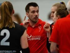 Zeeuws duo staat na zege op concurrent nu tweede met volleybalploeg