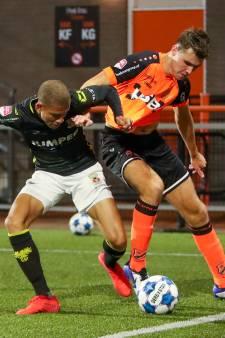Kostbaar punt voor GA Eagles dat hoop koestert na debutantenbal in Volendam