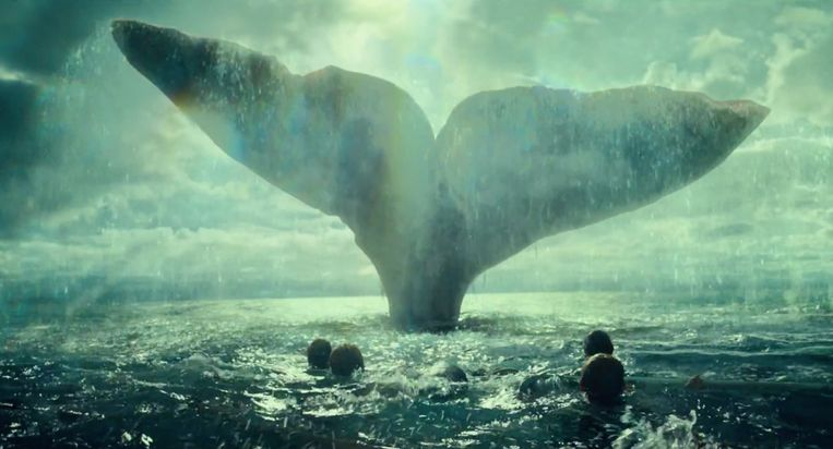 In the Heart of the Sea. Beeld rv