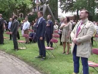 """Geen veroordeelde extremisten meer op eerste rij 11 juliviering in Kortrijk: """"We zorgen voor correcte setting"""""""