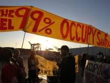 Arrestaties na bezetting haven Oakland
