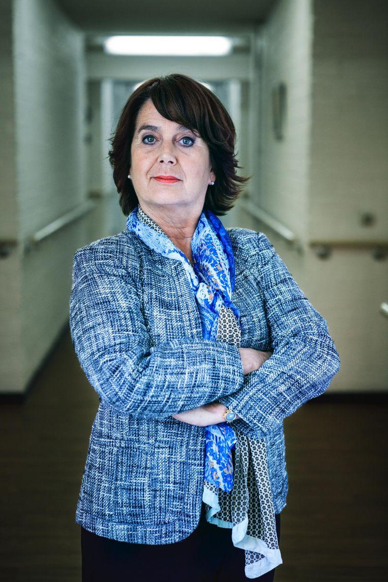 Yvonne van den Hurk is te zien als Rita in aflevering 1 van de nieuwe serie Icarus Beeld Diederick Bulstra