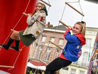 Nieuwe locatie om Dag van de Jeugdbeweging te vieren: feest op Groene Dender