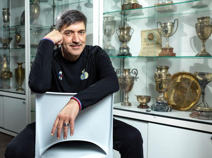 Felice Mazzu confiant pour les Diables à l'aube du coup d'envoi de l'Euro.