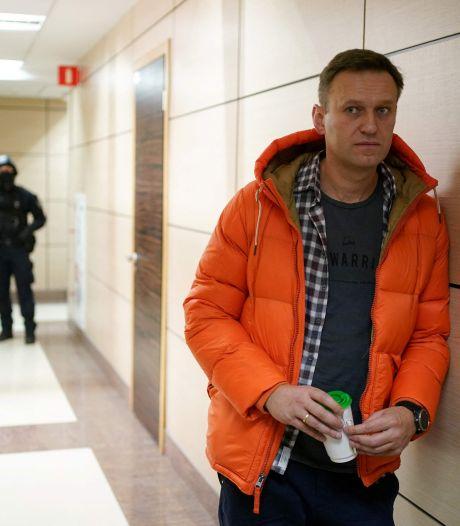 """L'état de santé de Navalny inquiète: sans traitement, """"il mourra dans les prochains jours"""""""