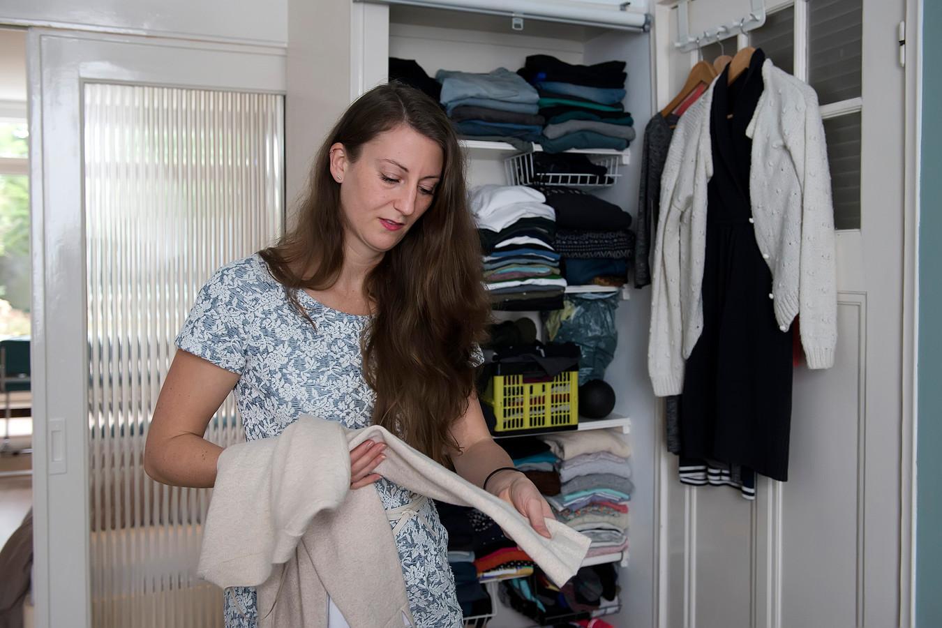 Elisah Pals heeft al vijf jaar niks nieuws gekocht (zoals kleding) met het oog op duurzaamheid
