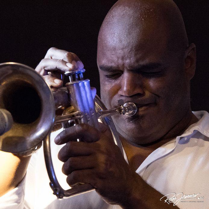 Michael Varekamp op Jazz Zoetermeer, foto ter illustratie.