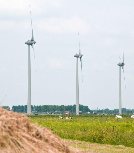 CDA gooit weer kont tegen de krib in windmolenplan Beuningen: 'Het plan wordt erdoor gejast'