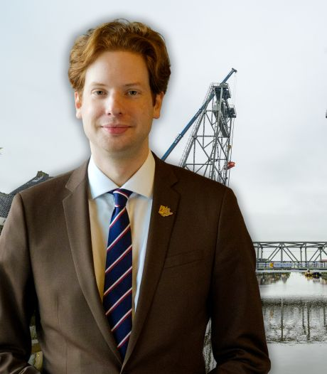 Floor Vermeulen (36) wordt de nieuwe burgemeester van Wageningen