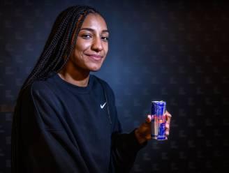 Nafi Thiam krijgt eigen Red Bull-blikje en game op Instagram