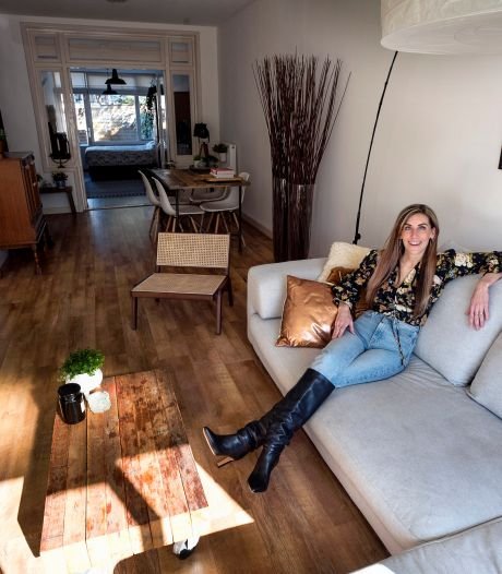 Sigrid zet met pijn in haar buik haar geliefde Utrechtse appartement te koop: 'Ik wist gelijk dat ik hier wilde wonen'