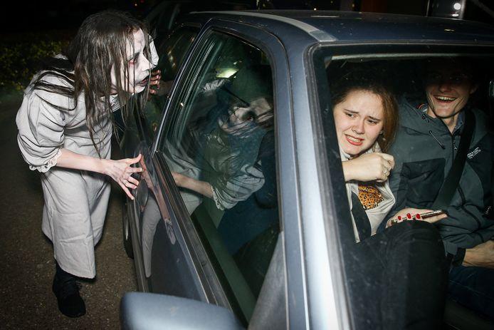 De Horror McDrive vorig jaar