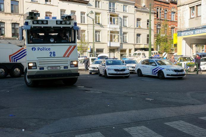 rellen in Anderlecht