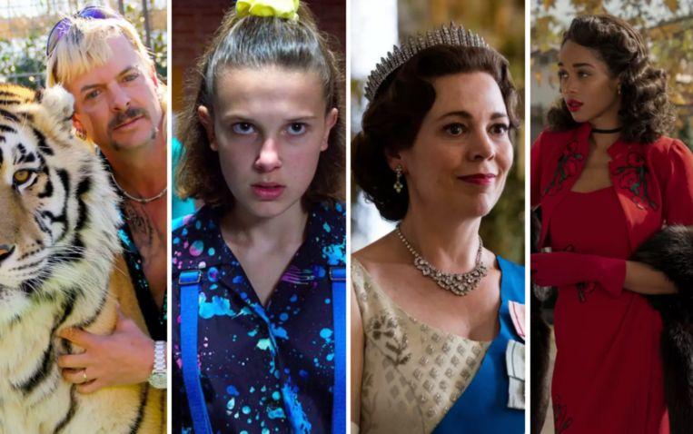 Netflix breekt Emmy-record. Beeld HLN