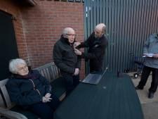 Hulde voor 'jongeheer' Teunissen, 70 jaar bij de Muziekvereniging Hummelo en Keppel