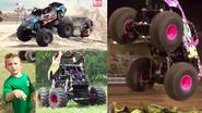 VIDEO: In deze club rijden kinderen van amper zes al met monstertrucks