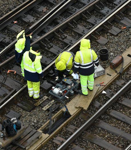 Infrabel a investi des millions d'euros en gare de Charleroi-Sud