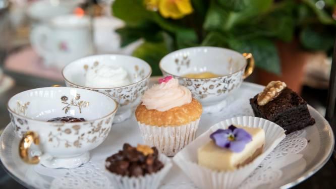 Damesvereniging Zij-Kant serveert 'high tea'