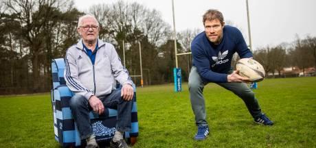 Rangen en standen zijn bij rugbyclub Oysters totaal niet van belang, al 45 jaar niet