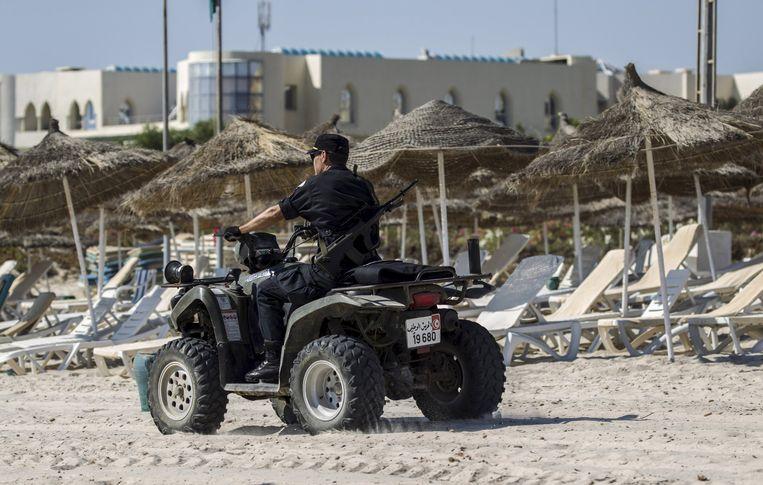 Agent in badplaats Sousse 5 jaar geleden