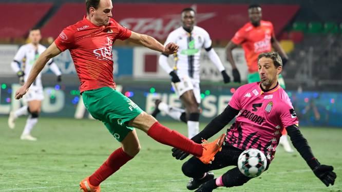 "Brecht Capon opgetogen na overwinning KV Oostende tegen Charleroi: ""Grote stap gezet richting behoud"""