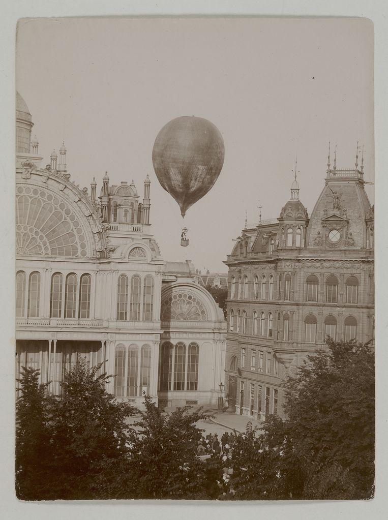 Weteringsschans, 1893. Beeld