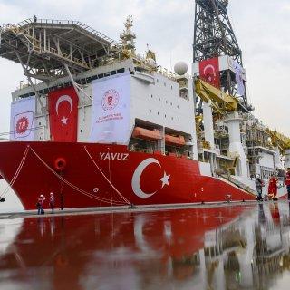 Turkije tart EU met 'illegale' olieboringen voor kust Cyprus