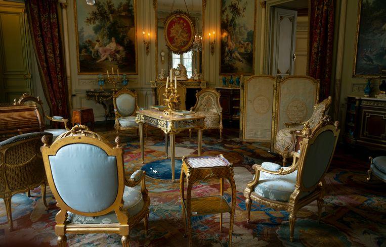 Het huis van graaf Moïse Camondo is nu het Musée Nissim de Camondo. Beeld NurPhoto via Getty Images