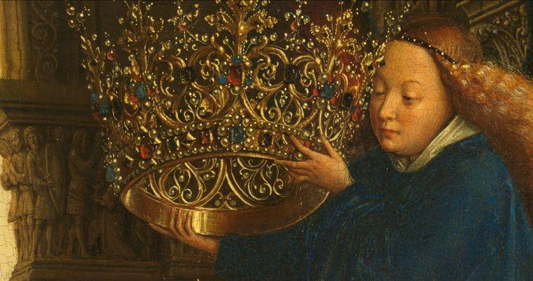 De expo 'Facing Van Eyck' loopt nog tot 14 februari in BOZAR. Beeld Van Eyck