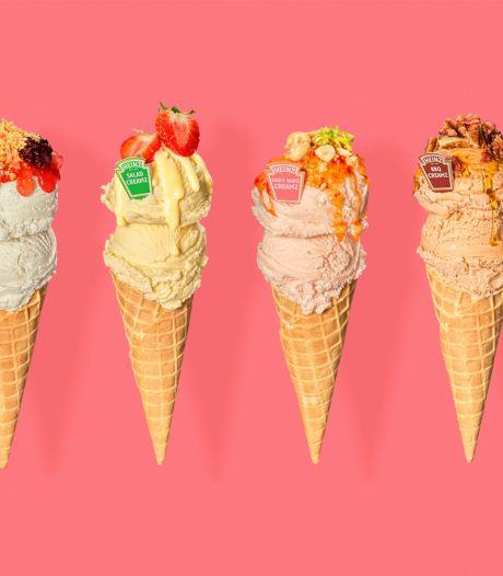 Durf jij te proeven? Dit zijn de recepten voor ijs met de smaak van ketchup of mayonaise