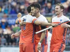 Van der Weerden en De Voogd imponeren met Oranje bij openingsduel EK hockey