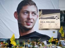 Politie Wales zoekt makers 'vliegtuigtickets' voor verongelukte Sala