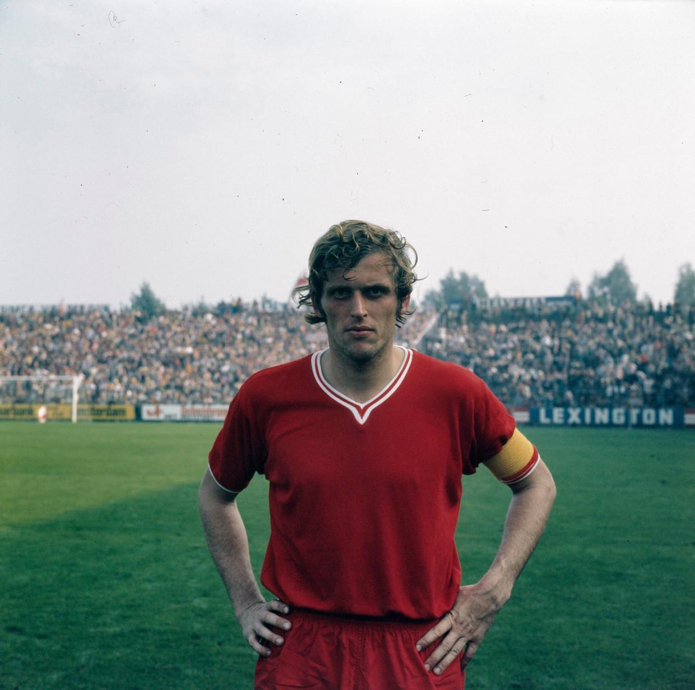 Piet Keizer, 10 oktober 1971.