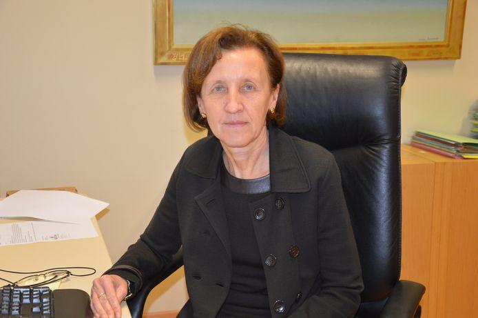 Carine Coppens is algemeen directeur van Ninove.