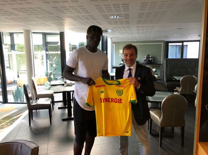 Mogi Bayat regelde onder andere de transfer van Anderlechtverdediger Kara naar Nantes in 2018.
