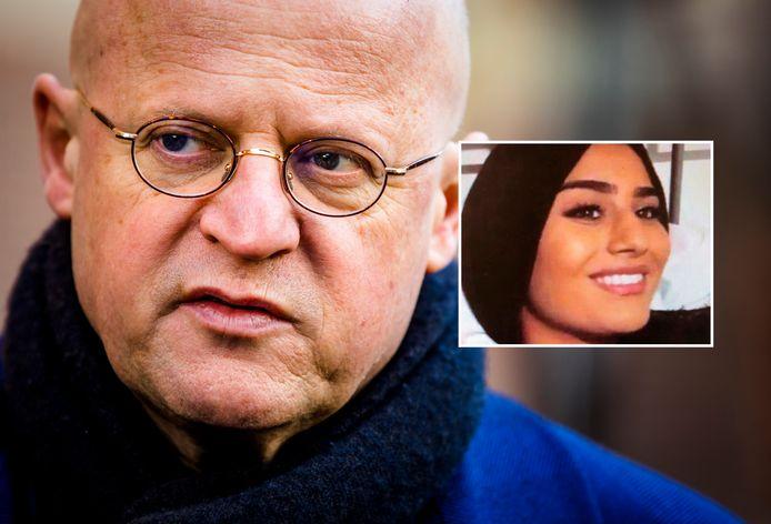 Minister Grapperhaus heeft de familie van Humeyra (inzet) een persoonlijk excuus geschreven.