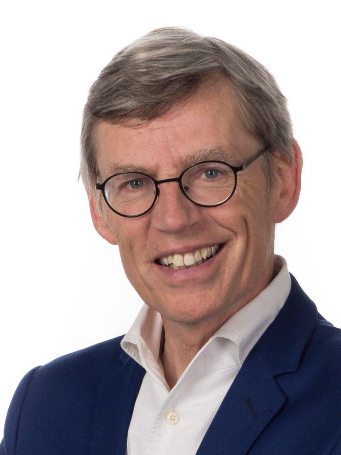 Bestuursvoorzitter Bart Berden. foto ellen den ouden