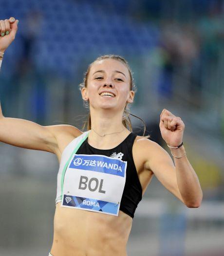 Bol scherpt Nederlands record op 400 meter opnieuw aan