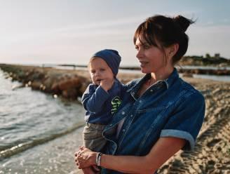 Astrid Coppens en haar man Bram brengen samen kledingcollectie voor kinderen uit