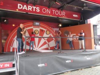 Darts on Tour strijkt neer op Grote Markt