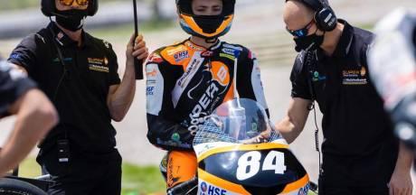 Van den Goorbergh helpt zijn zoon hogerop in de motorsport: 'Ik doe eerder een stapje terug, dan dat ik overal met de neus vooraan sta'